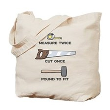 Pound to Fit Tote Bag