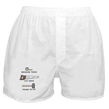 Pound to Fit Boxer Shorts