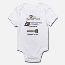Pound to Fit Infant Bodysuit