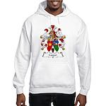 Caspar Family Crest Hooded Sweatshirt