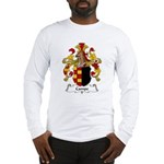 Campe Family Crest Long Sleeve T-Shirt
