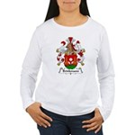 Brinkmann Family Crest Women's Long Sleeve T-Shirt