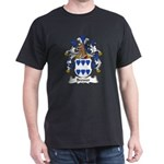 Brewer Family Crest Dark T-Shirt