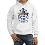 Brewer Family Crest Hooded Sweatshirt