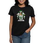 Bremer Family Crest Women's Dark T-Shirt