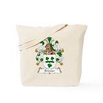 Bremer Family Crest Tote Bag