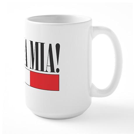 Mamma Mia! Large Mug
