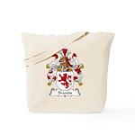 Brandis Family Crest Tote Bag