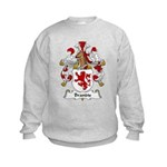 Brandis Family Crest Kids Sweatshirt