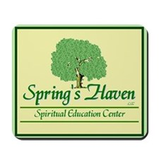 Spring's Haven Mousepad