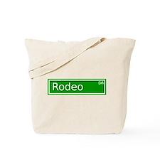 Rodeo Drive Tote Bag