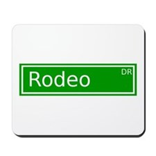 Rodeo Drive Mousepad
