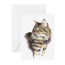 Unique Alert Greeting Cards (Pk of 10)
