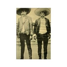 Eufemio & Emiliano Zapata Rectangle Magnet