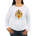 Boeckh Family Crest Women's Long Sleeve T-Shirt
