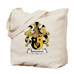 Bodenstein Family Crest Tote Bag