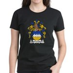 Blumenstein Family Crest Women's Dark T-Shirt