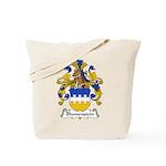 Blumenstein Family Crest Tote Bag