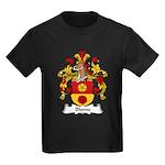 Blume Family Crest Kids Dark T-Shirt