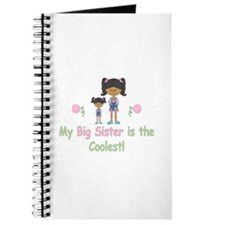 Coolest Big Sister (aa) Journal