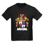 Binder Family Crest Kids Dark T-Shirt