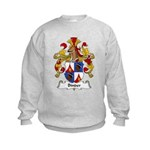 Binder Family Crest Kids Sweatshirt