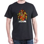 Billinger Family Crest Dark T-Shirt