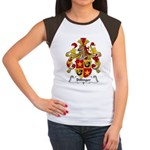 Billinger Family Crest Women's Cap Sleeve T-Shirt