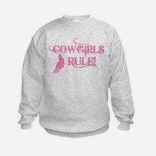 Cowgirls Rule Sweatshirt