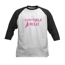 Cowgirls Rule Tee