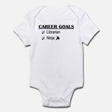 Librarian Career Goals Infant Bodysuit