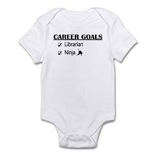 Librarian Career Goals Onesie