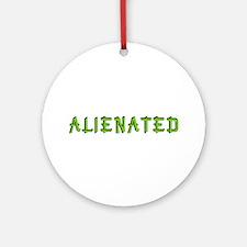 Alienated Ornament (Round)