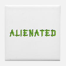 Alienated Tile Coaster