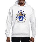 Berwanger Family Crest Hooded Sweatshirt