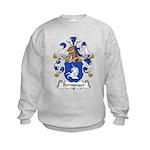 Berwanger Family Crest Kids Sweatshirt