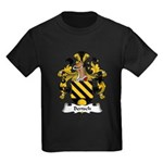 Bertsch Family Crest Kids Dark T-Shirt