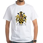 Bertsch Family Crest White T-Shirt
