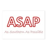 As Southern As Possible Postcards (Package of 8)
