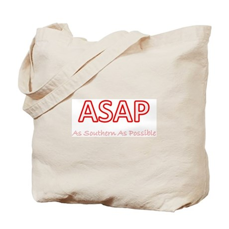 As Southern As Possible Tote Bag