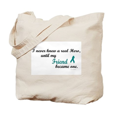 Never Knew A Hero OC (Friend) Tote Bag