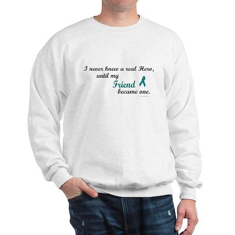 Never Knew A Hero OC (Friend) Sweatshirt