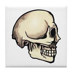 Skull Tile Coaster