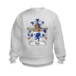 Bayr Family Crest Kids Sweatshirt
