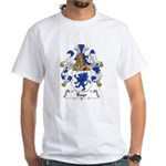 Bayr Family Crest White T-Shirt
