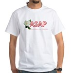 As Southern As Possible White T-Shirt