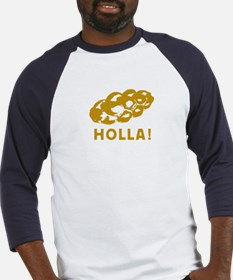 """Holla!"" Baseball Jersey"