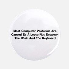 "Loose Nut At Keyboard 3.5"" Button (100 pack)"