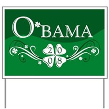 ::: O'bama ::: Yard Sign