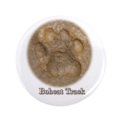 Real Bobcat Pawprint 3.5